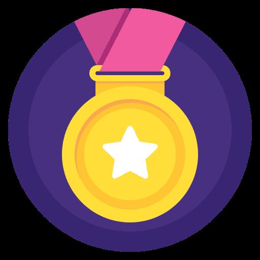 Award Ribbon Badge Transparent Background