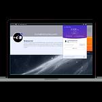 brave verified laptop transparant